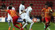 Kayserispor - Teleset Mobilya Akhisarspor: 1-2 (ÖZET)
