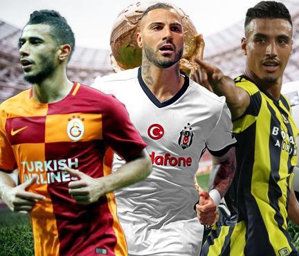 Süper Lig'in yıldızları Dünya Kupası sahnesinde