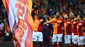 İşte Galatasaray'ın şampiyonluk klibi