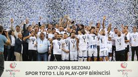 BB Erzurumspor'da Süper Lig coşkusu