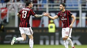 Milan kapanışı şovla yaptı