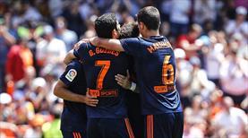 Valencia tatile galibiyetle çıktı (ÖZET)