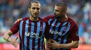 Trabzonspor'u sırtlayan ikili