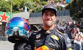 Monaco'da ilk sıra Ricciardo'nun