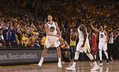 Warriors pes etmedi! Nefes kesen seri son maça kaldı