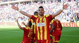 Süper Lig'in yenisi taraftarını bu gollerle çoşturdu