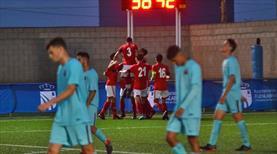 U17 turnuvasına Altınordu damgası