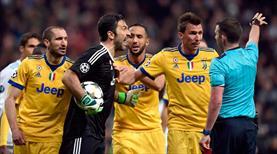 UEFA'dan Buffon'a ceza