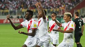 Peru 36 yıllık hareti Rusya'da dindirecek!