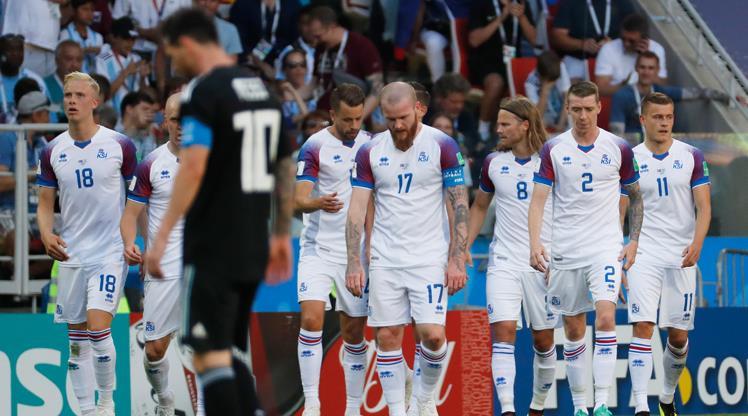 Arjantin İzlanda duvarını yıkamadı!