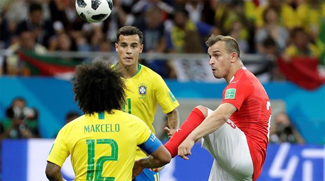 Brezilya da modaya uydu! İsviçre duvarını aşamadılar!