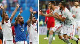 İran ile İspanya tarihte ilk kez