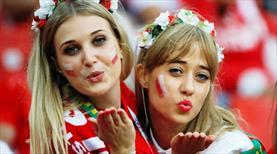 Moskova'da Polonya'ya büyük destek (GALERİ)