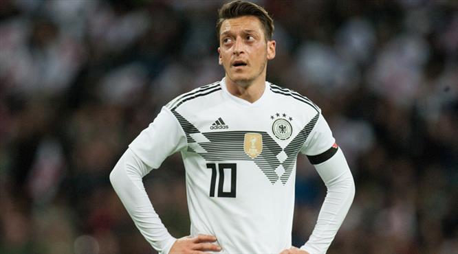 ''Almanya Mesut Özil'e çok şey borçlu''