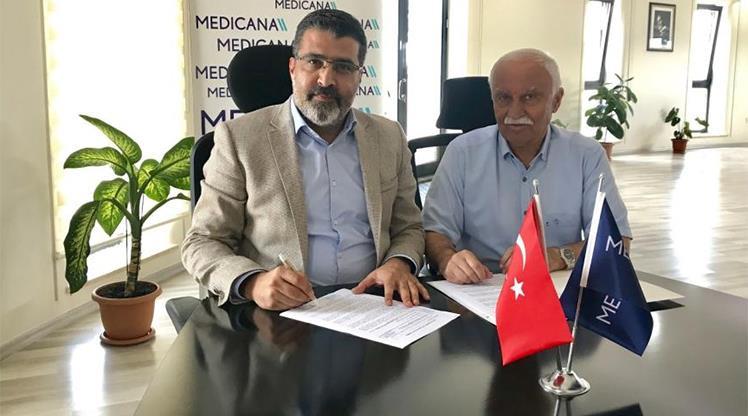 Demir Grup Sivasspor Medicana ile uzattı