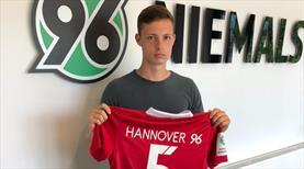 Luca Beckenbauer Hannover 96'da