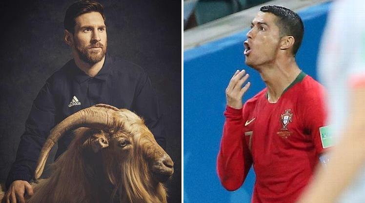 Herkes Messi'ye gönderme demişti! Ronaldo açıkladı