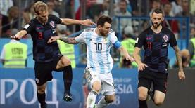 FIFA'dan Arjantin ve Hırvatistan'a ceza