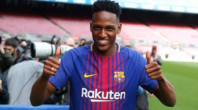 Barça kararını verdi! Mina'ya F.Bahçe yolu açıldı