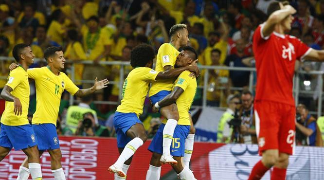 Brezilya'dan sürprize izin yok!