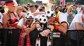Almanlar 80 yıl sonra ilki yaşadı!