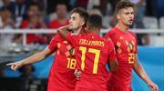 İngiltere harika golle yıkıldı, zirveyi Belçika kaptı