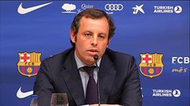 Eski Barça başkanı yargılanacak