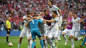 İspanya'ya büyük şok! Rusya penaltılarda tarih yazdı...