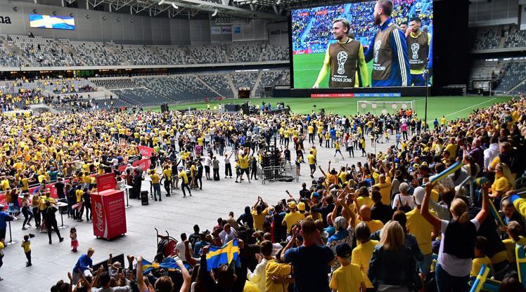 İsveç'te çeyrek final sevinci