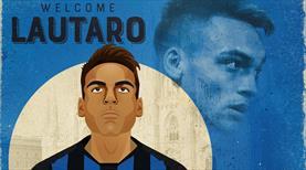 Inter, Lautaro Martinez'i transfer etti