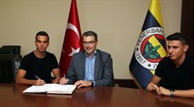 Fenerbahçe yeni yıldız adaylarıyla imzaladı!