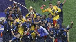 Fransızlar zafer sarhoşu: