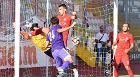 Afjet Afyon'dan 5 gollü prova
