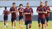 Trabzonspor'un yenilerinden biri geldi, biri kaldı