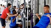 Antalyaspor fitness çalıştı