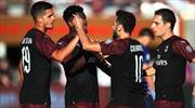 Galatasaray'ın gözdesi Barcelona'yı yıktı! (ÖZET)