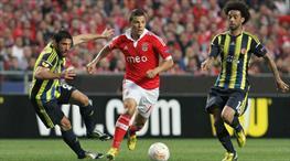 'Yeniden doğuş'un ilk durağı Benfica