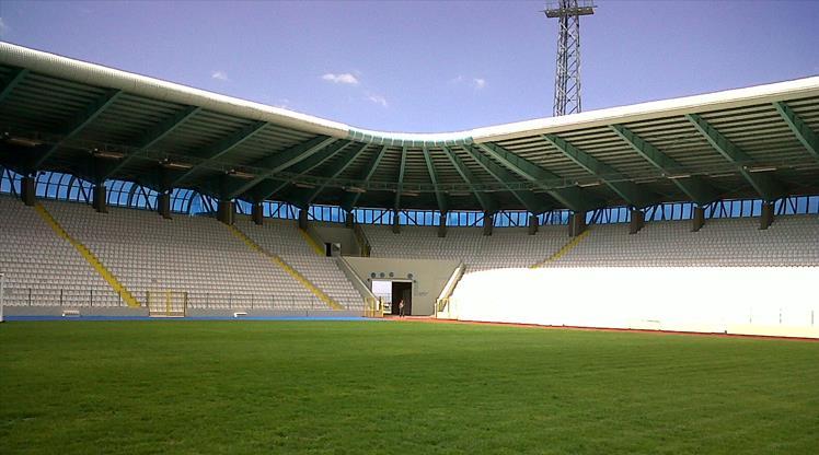 Erzurum'da Süper Lig hazırlığı!
