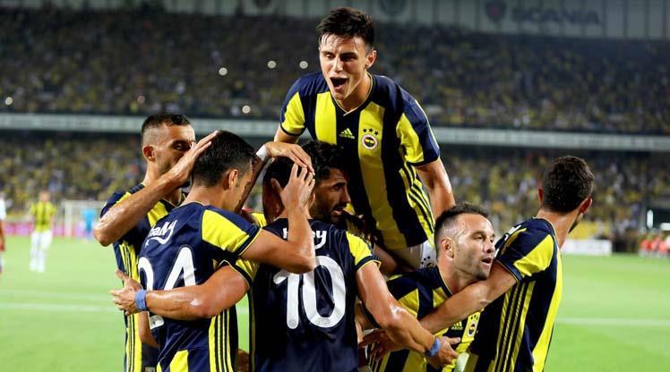 Fenerbahçe en fazla renkdaşını yendi