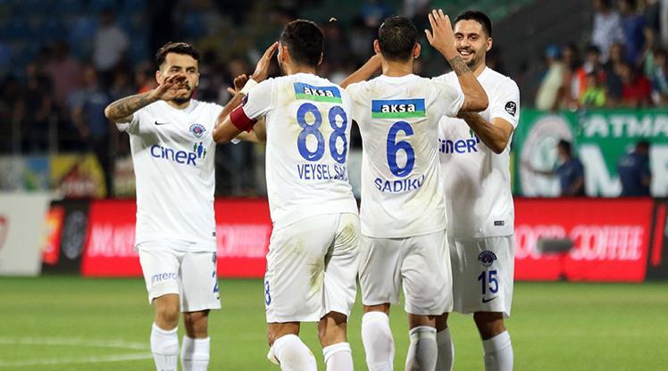 Çaykur  Rizespor - Kasımpaşa: 2-3 (ÖZET)