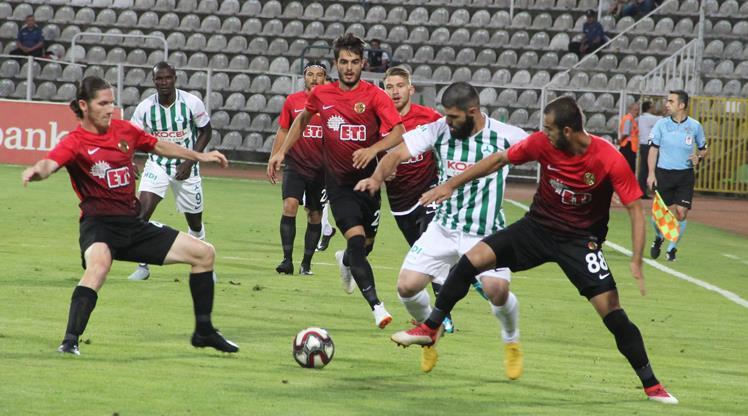Giresunspor'dan 3 gollü açılış! (ÖZET)