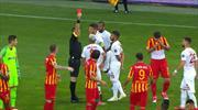 Antalyaspor 10 kişi kaldı