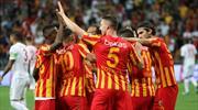 Kayserispor - Antalyaspor: 2-0 (ÖZET)