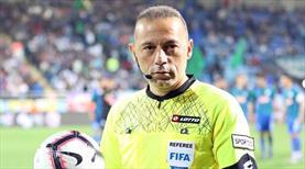 Çakır Suudi Arabistan kupa finalini yönetecek