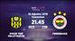 Fenerbahçe Malatya deplasmanında! İşte muhtemel 11'ler
