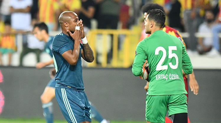 İşte Evkur Yeni Malatyaspor - Fenerbahçe maçının özeti