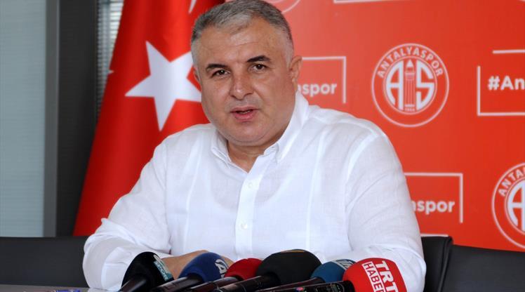 Antalyaspor'dan flaş karar!