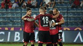 5-0! Gençlerbirliği gol oldu yağdı (ÖZET)