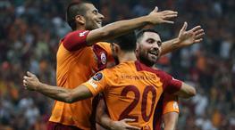 İşte Galatasaray - Aytemiz Alanyaspor maçının özeti