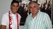 Antalyaspor transferi açıkladı